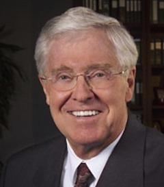 Charles Koch net worth