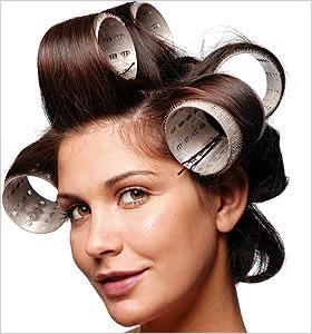Como enrolar o cabelo curto?