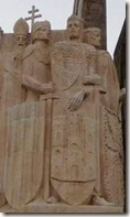 Monumento a la batalla de las Navas de Tolosa