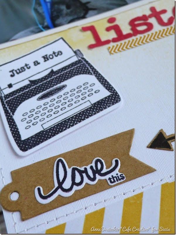 cafe creativo - sizzix big shot - scrapbooking layout (2)