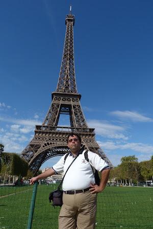 Obiective turistice Paris: Turnul Eiffel