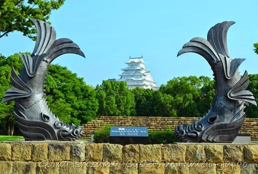 Glória Ishizaka - Castelo de Himeji - JP-2014