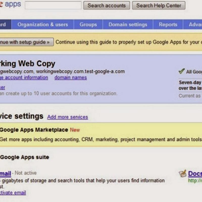 Come creare un profilo Business su Google+