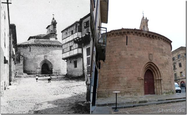 Comparativa 4 Iglesia de San Marcos Salamanca - Cndido Asende