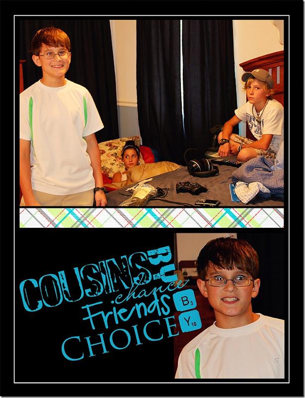 Cousins FB