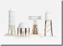 Industrial Vases
