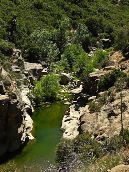 CA 33 Swiming Hole