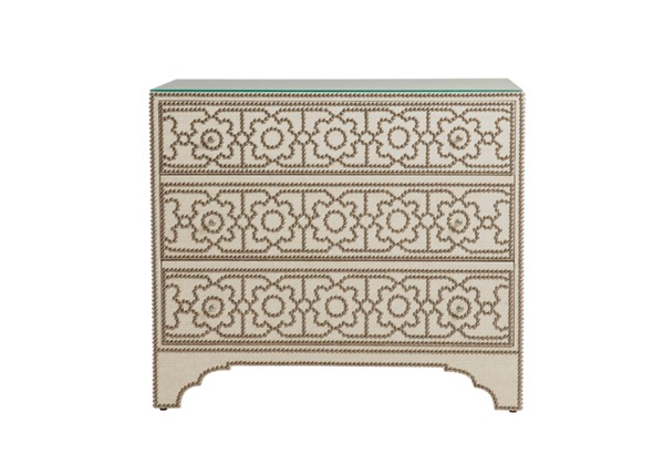 bernhardt cabrillo nailhead chest