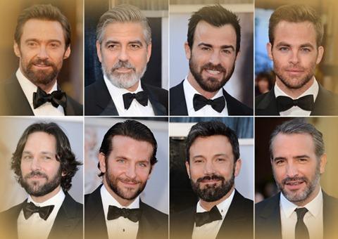 barbudos famosos