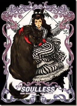 Carriger-1-Soulless-Manga