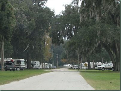 Bulow Plantation Rv Resort