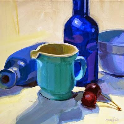 Blue Bottles sig650