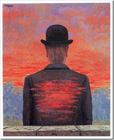 Magritte - Il poeta ricompensato
