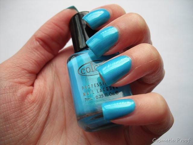 Color Clubwicked Sweet Cosmetic Proof Vancouver Beauty Nail