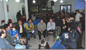 Se realizó la primera asamblea del Presupuesto Participativo 2012/2013 en Santa Teresita
