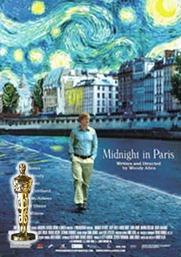Meia-noite em Paris - oscar