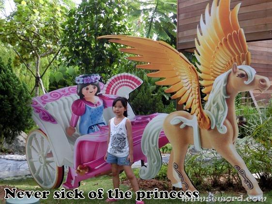 Playmobil Princess Lifesize