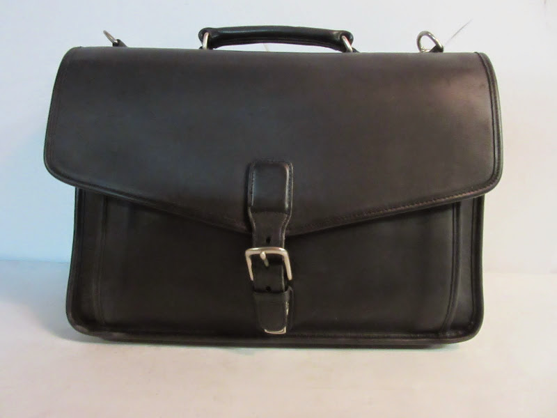 Coach Brief Case