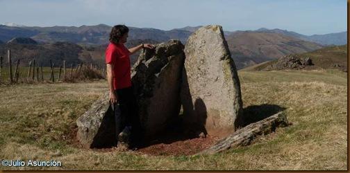 Dolmen de Armiague - Baja Navarra