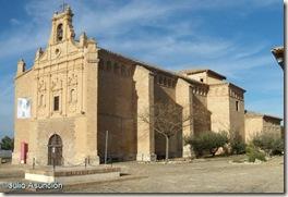 Ermita de la Virgen del Yugo - Arguedas