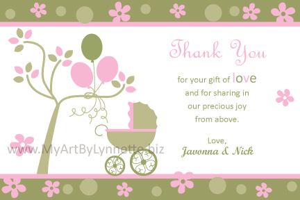Baby Shower Thank You Quotes 3 Quotes Links