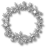 Frostyville Wreath