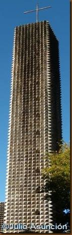 Torre campanario - Santuario de Aranzazu - Gipuzkoa