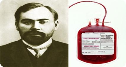 blood transfusion alexander-bogdanov