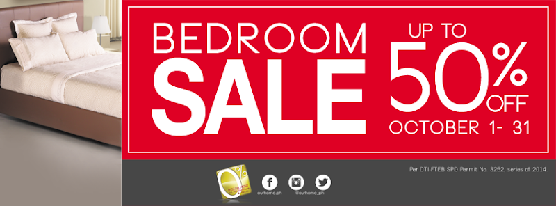 Our Home Bedroom Sale