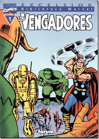2011-12-05 - Biblioteca Marvel - Avengers