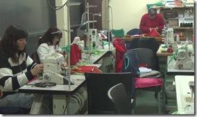 En el Parque Industrial de La Costa funciona un taller que opera de manera cooperativa por cuenta propia