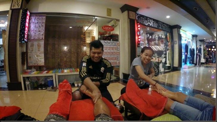 thai foot massage sailing sv delos