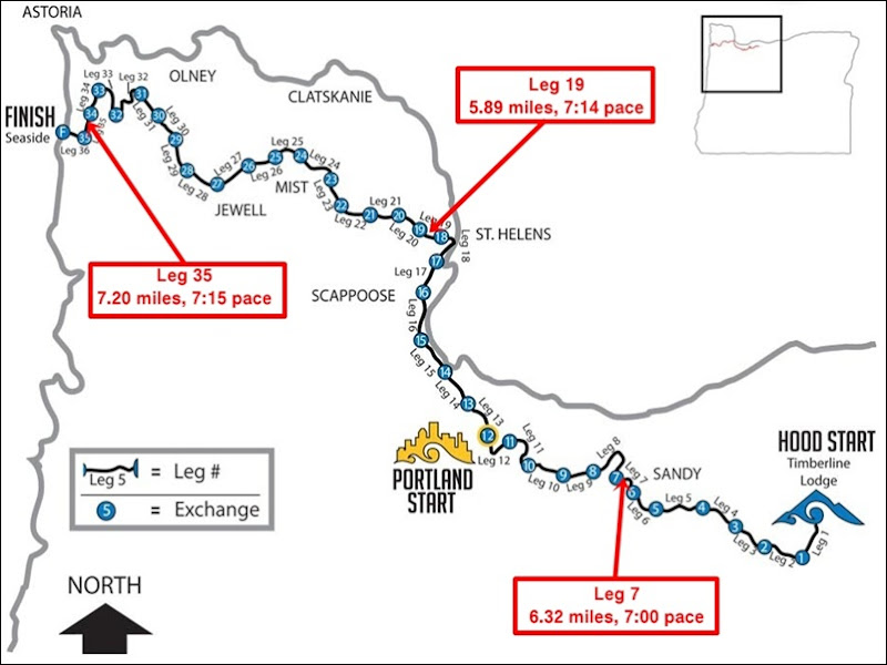 HTC Course Map