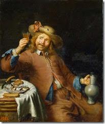 Slingeland_Pieter_Cornelisz_van-ZZZ-Breakfast_of_a_Young_Man