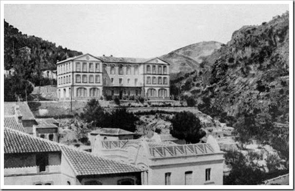 Fontilles_ Pabellón de Matrimonios (1931)