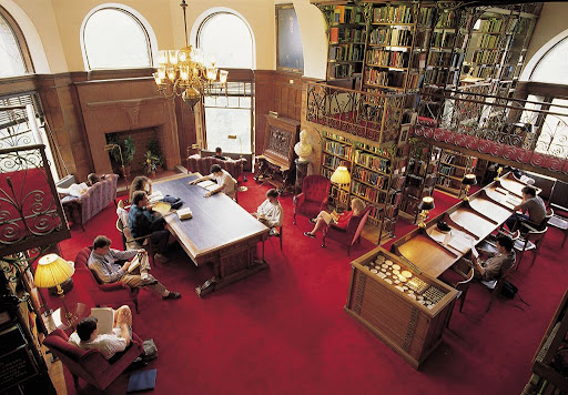 A.D. White Library