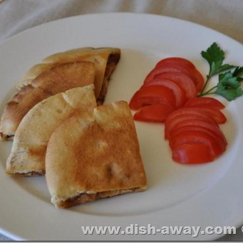 Ara'yes (عرايس باللحمة) Recipe