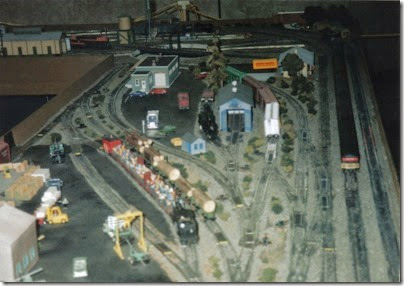 14 LK&R Layout at the Triangle Mall in November 1997