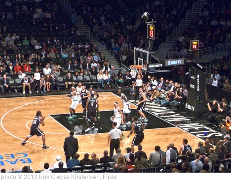 'Boston Celtics-Brooklyn Nets' photo (c) 2012, Erik Cleves Kristensen - license: http://creativecommons.org/licenses/by/2.0/