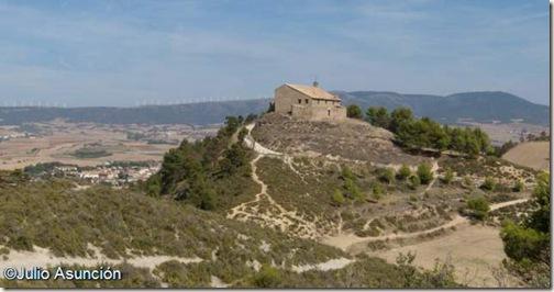 Ermita de Arnostegui -  Obanos