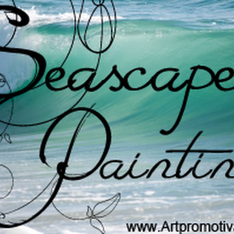 10 Beautiful Acrylic and Oil Seascape Paintings