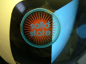 Solid State sticker on Videosphere