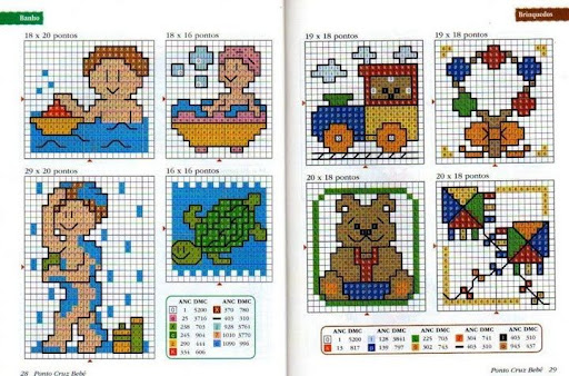 img070 jpg ponto cruz bebês gráficos ponto cruz todos os gráficos