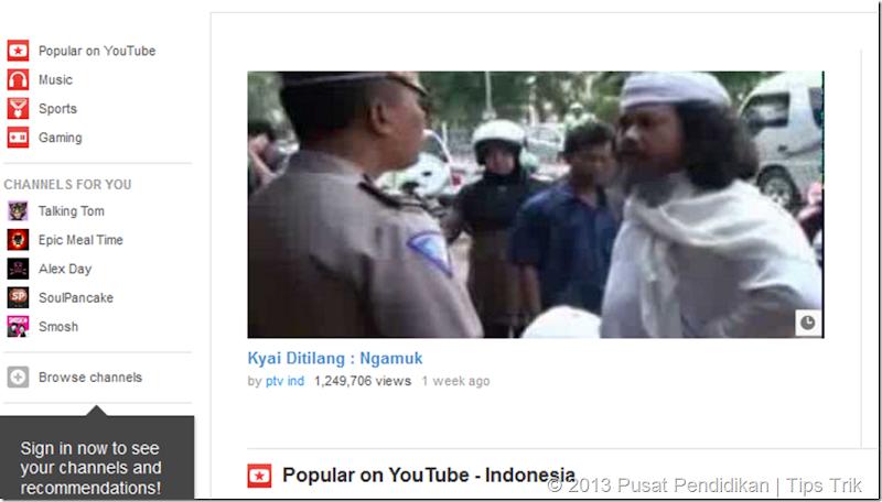 Cara Skip Iklan di Youtube