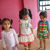 Pre-Primary for 07th April 2014 GDA Harni