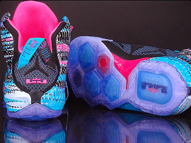 ... A Detailed Look at the 822023 Chromosomes8221 Nike LeBron 12 ...