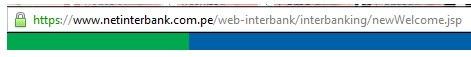 como detectar un sitio web falso