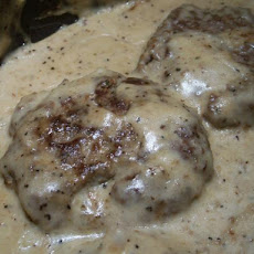Hamburgers in Gravy