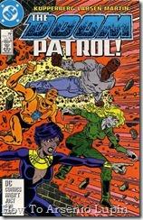P00008 - Doom Patrol v2 #6