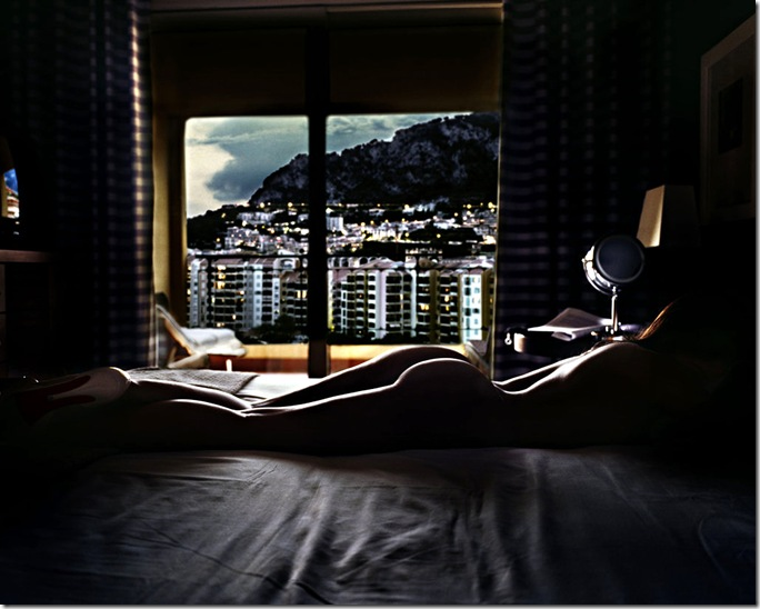 David Drebin_waking up
